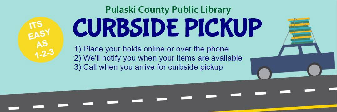 Curbside Delivery - It's as Easy as 1-2-3!